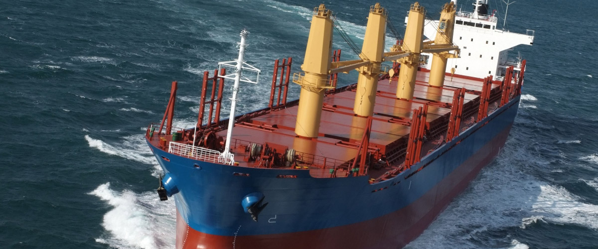 Dry Cargo Chartering Service